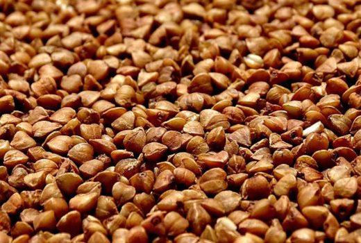 Japanese buckwheat pillow