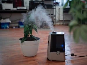 humidifier benefits