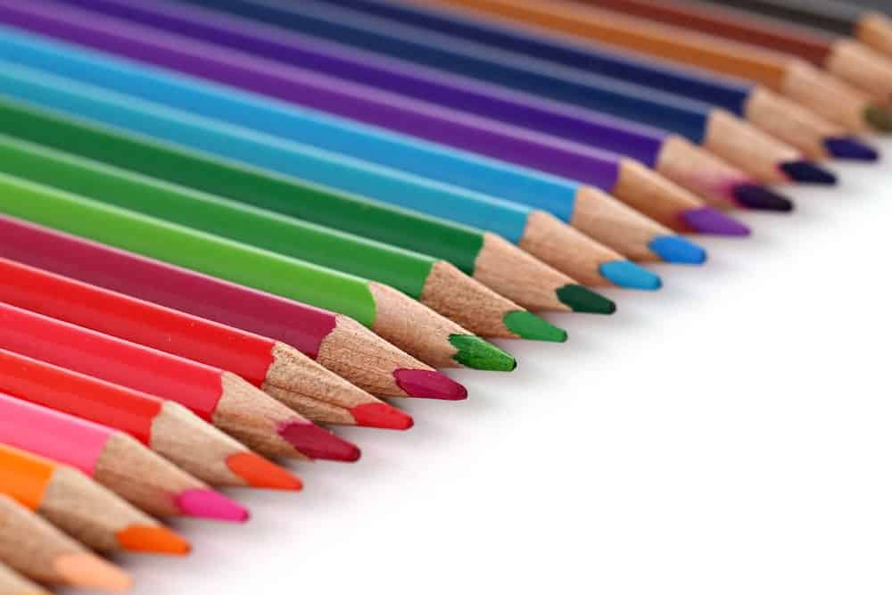 The Best Coulouring Pencils