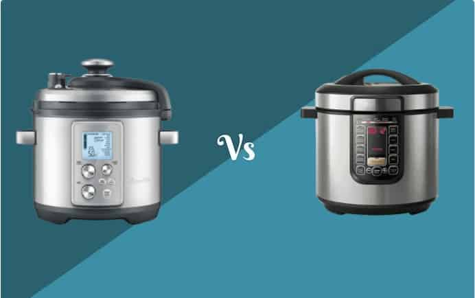 Breville fast slow pro vs Philips all in one multi cookers